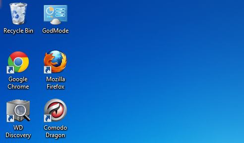 God Mode in Win7 – You too can be Omnipotent